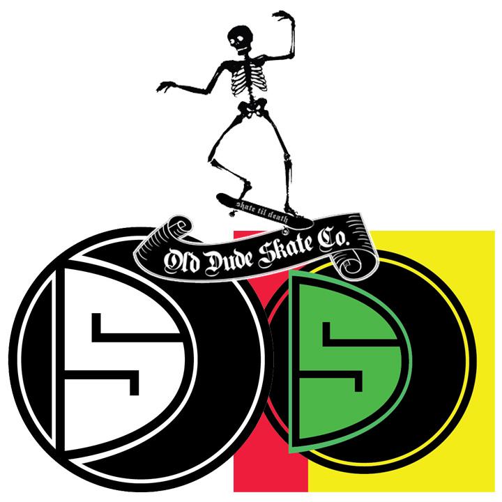 ODS Stickers