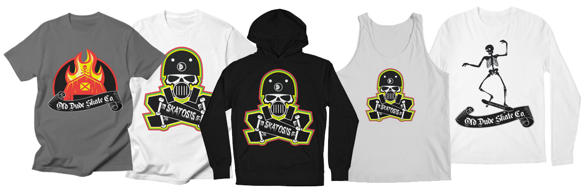 Get your ODS Gear right here!
